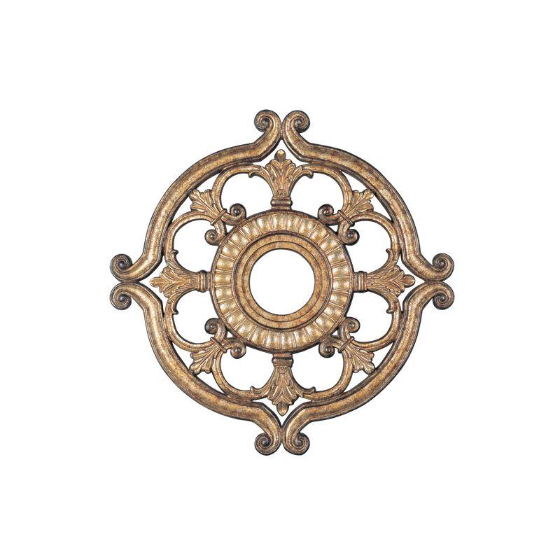 Livex Lighting 8216 Ceiling Medallion from Ceiling Medallion Series - Sale $179.90 ITEM: bci1034840 ID#:8216-65 UPC: 847284020962 :