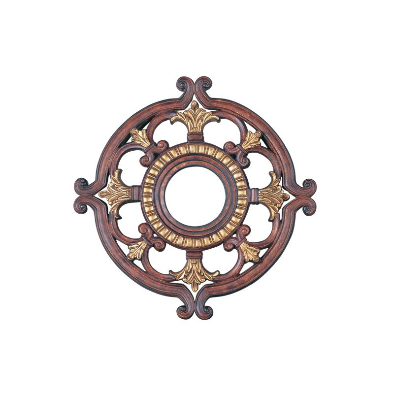 Livex Lighting 8218 Ceiling Medallion from Ceiling Medallion Series -