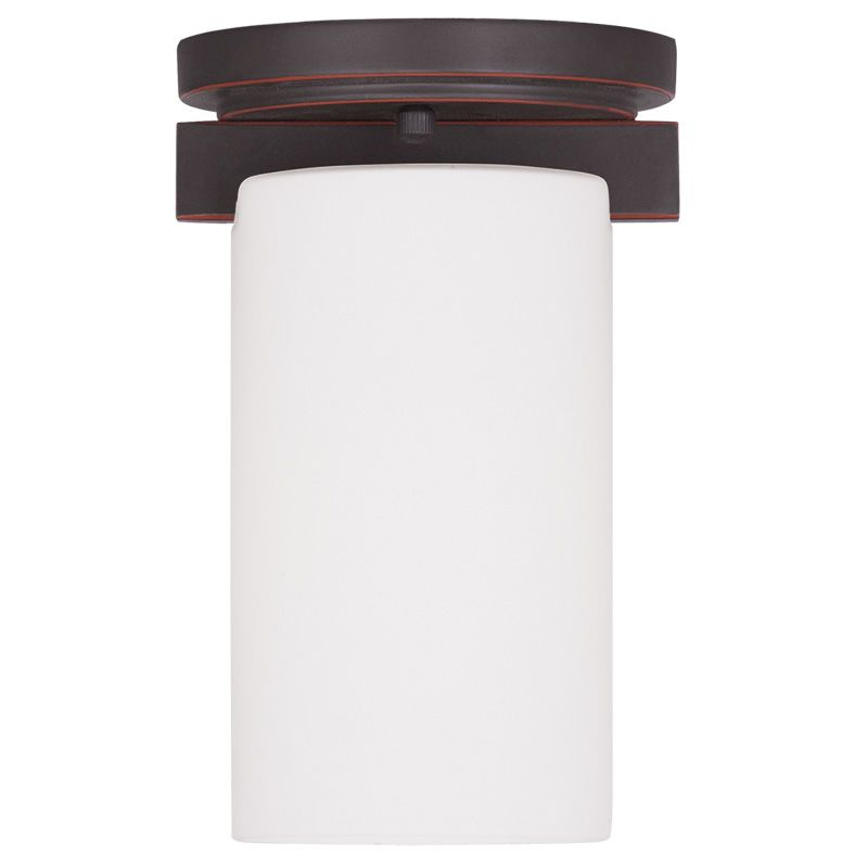 Livex Lighting 1320 Astoria 1 Light Flush Mount Ceiling Fixture Olde