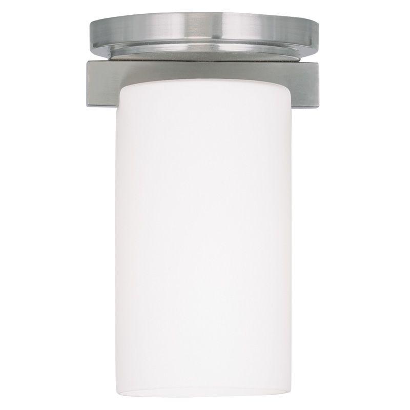 Livex Lighting 1320 Astoria 1 Light Flush Mount Ceiling Fixture