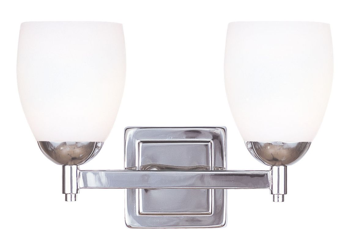 Livex Lighting 1402 Bloomfield 2 Light Bathroom Vanity Light Polished Sale $69.98 ITEM: bci2307409 ID#:1402-35 UPC: 847284014411 :