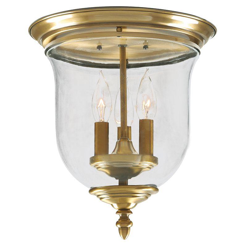 Livex Lighting 5021 Legacy 3 Light Flush Mount Ceiling Fixture Antique Sale $159.90 ITEM: bci2233170 ID#:5021-01 UPC: 847284034310 :