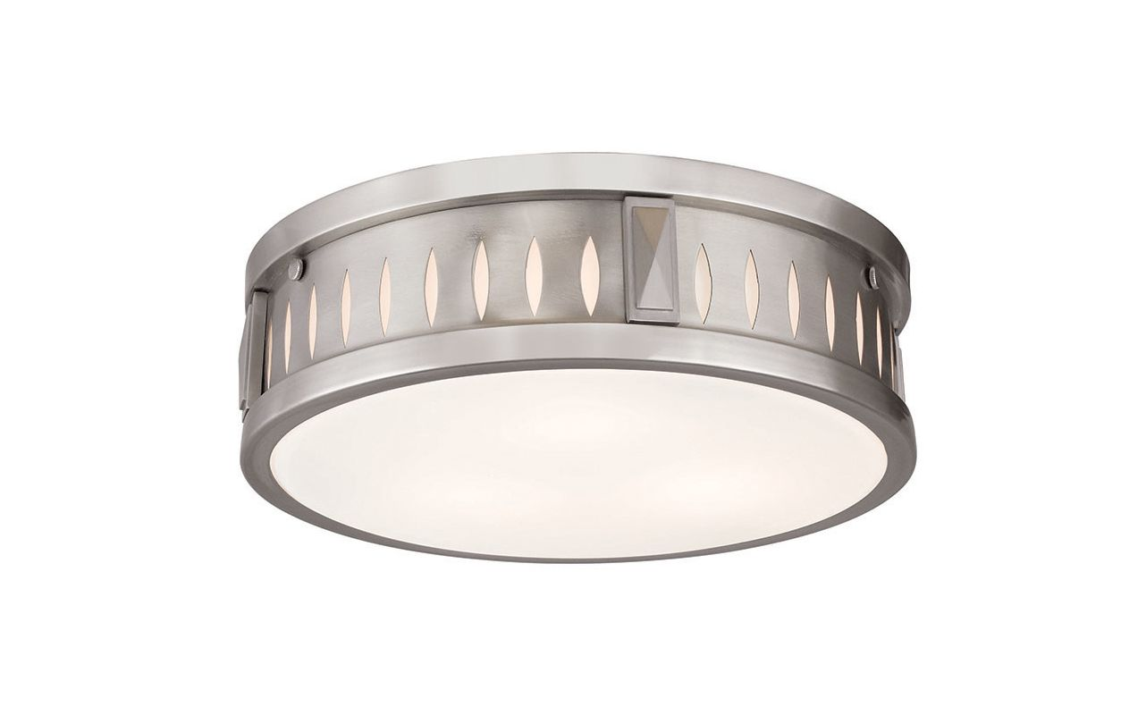 Livex Lighting 65508 Vista 3 Light Flush Mount Ceiling Fixture Brushed Sale $279.90 ITEM: bci2545814 ID#:65508-91 UPC: 847284043190 :
