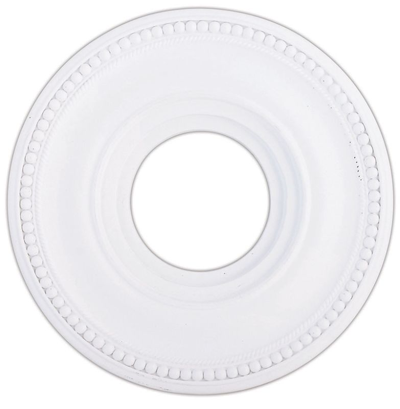 "Livex Lighting 82072 12"" Diameter Ceiling Medallion from the Wingate"