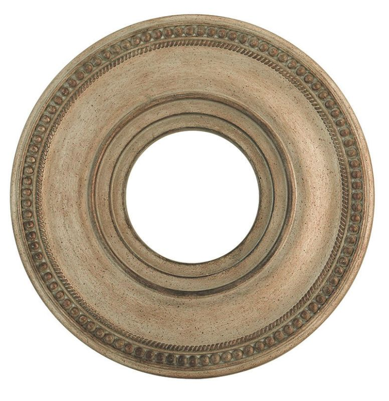 """Livex Lighting 82072 12"""" Diameter Ceiling Medallion from the Wingate"""