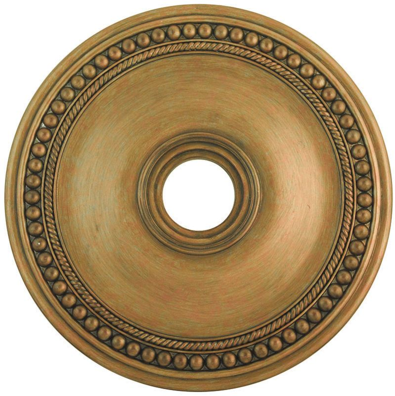 """Livex Lighting 82075 24"""" Diameter Ceiling Medallion from the Wingate"""