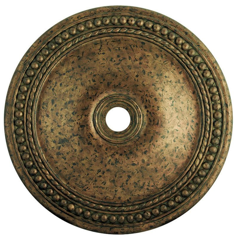 """Livex Lighting 82078 42"""" Diameter Ceiling Medallion from the Wingate"""