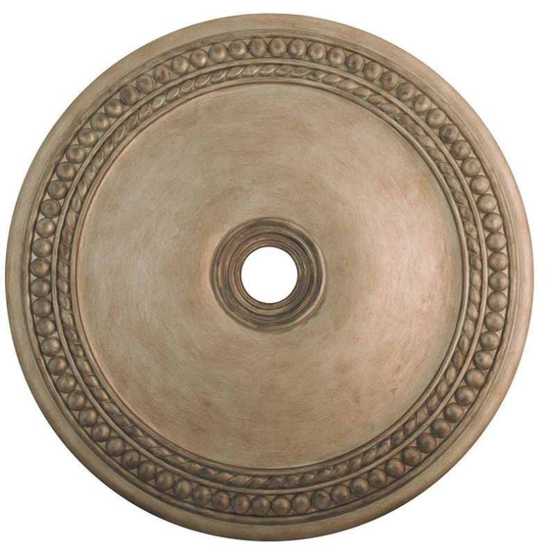 "Livex Lighting 82078 42"" Diameter Ceiling Medallion from the Wingate"