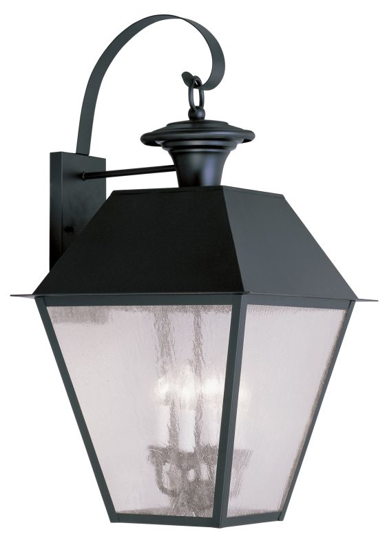 Livex Lighting 2172 Mansfield Large Outdoor Wall Sconce with 4 Lights Sale $679.90 ITEM: bci2069202 ID#:2172-04 UPC: 847284027633 :