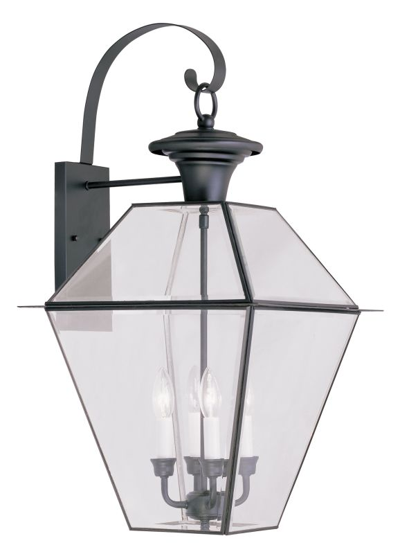Livex Lighting 2386 Westover Large Outdoor Wall Sconce with 4 Lights
