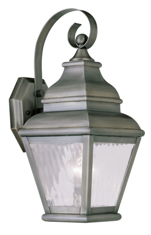 Livex Lighting 2601 Exeter Large Outdoor Wall Sconce with 1 Light Sale $199.90 ITEM: bci2069301 ID#:2601-29 UPC: 847284027947 :