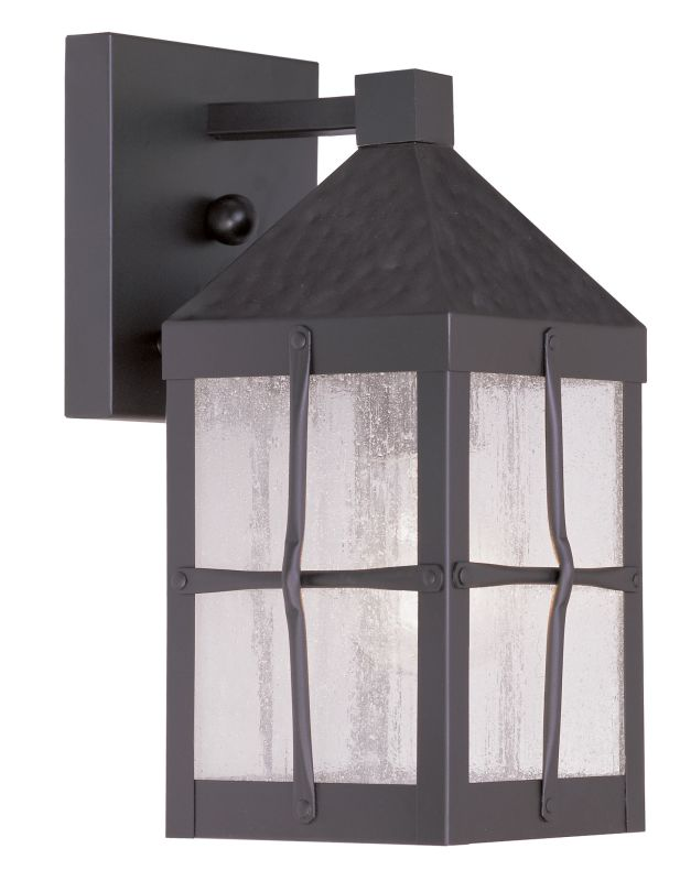 Livex Lighting 2680 Brighton 11.25 Inch Tall Large Outdoor Wall Sconce