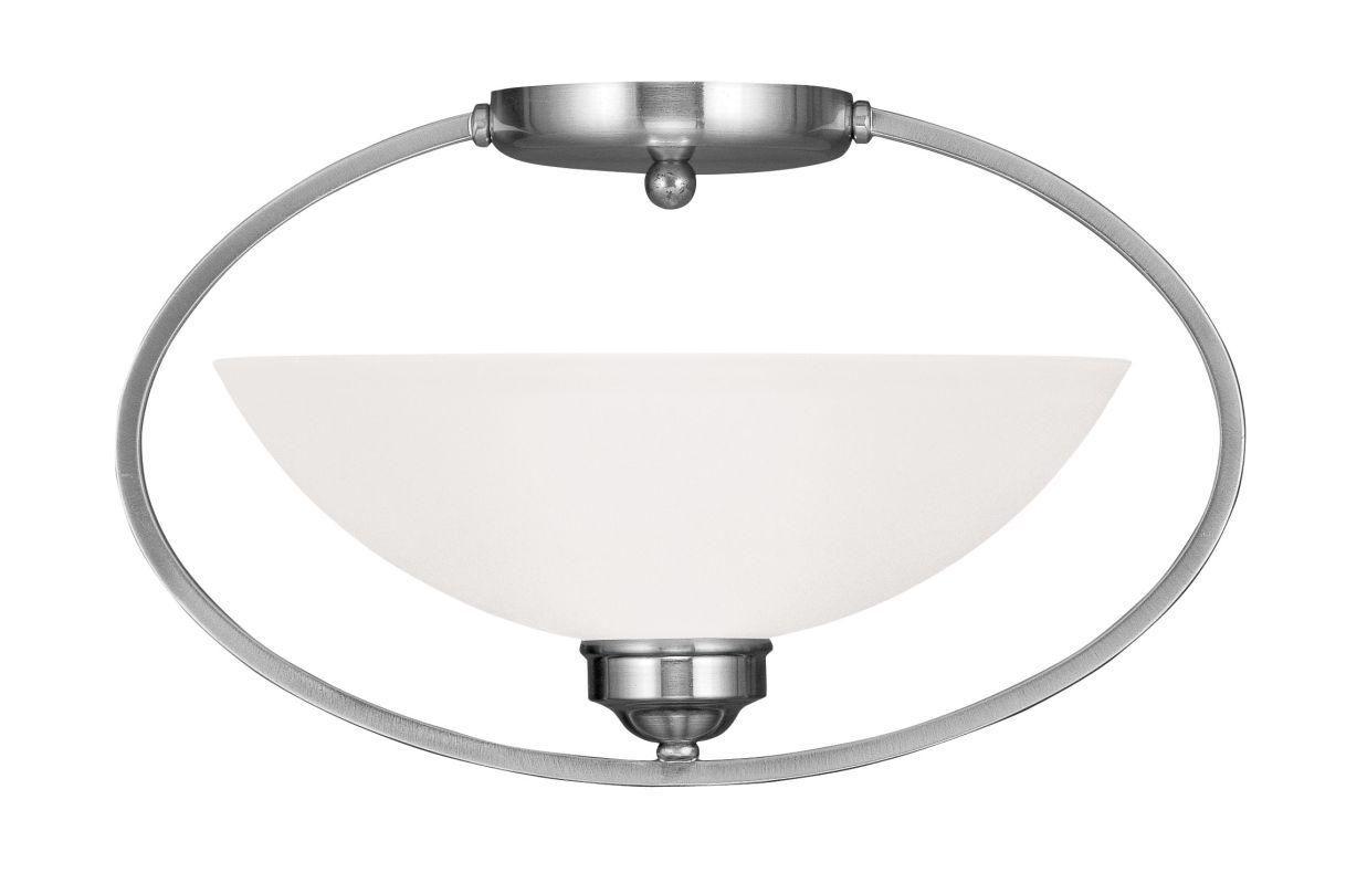 Livex Lighting 4236-LQ Somerset 16 Inch Wide Semi-Flush Ceiling