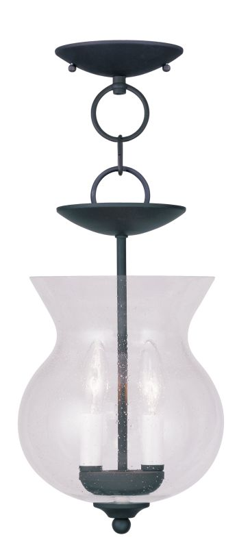 Livex Lighting 4392 Legacy Mini Pendant with 2 Lights Black Indoor Sale $99.90 ITEM: bci2069404 ID#:4392-04 UPC: 847284028630 :