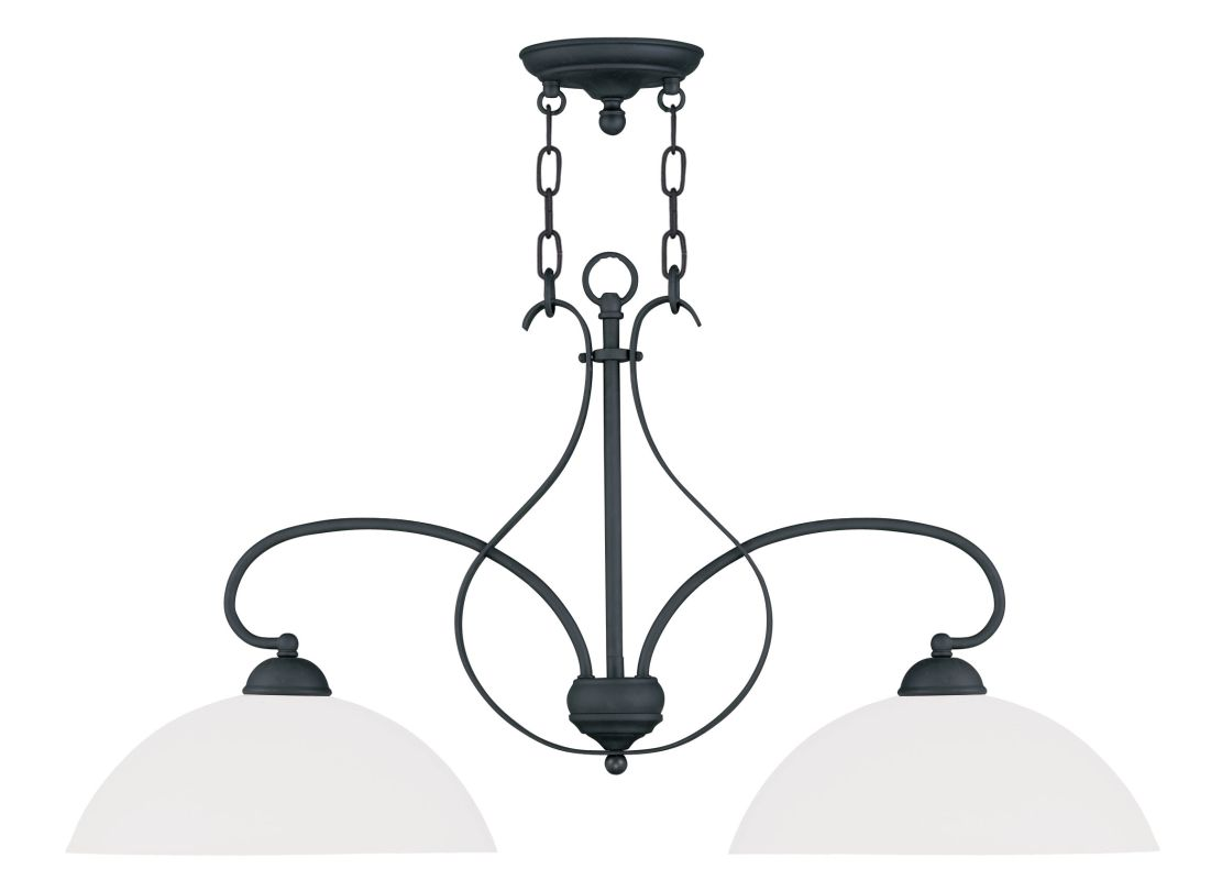 Livex Lighting 4782 Brookside Island / Billiard Fixture with 2 Lights Sale $279.90 ITEM: bci2069462 ID#:4782-04 UPC: 847284030442 :