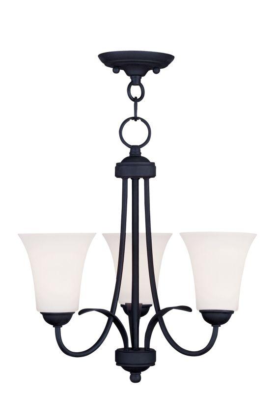 Livex Lighting 6473 Ridgedale 16.5 Inch Tall Up Lighting 1 Tier