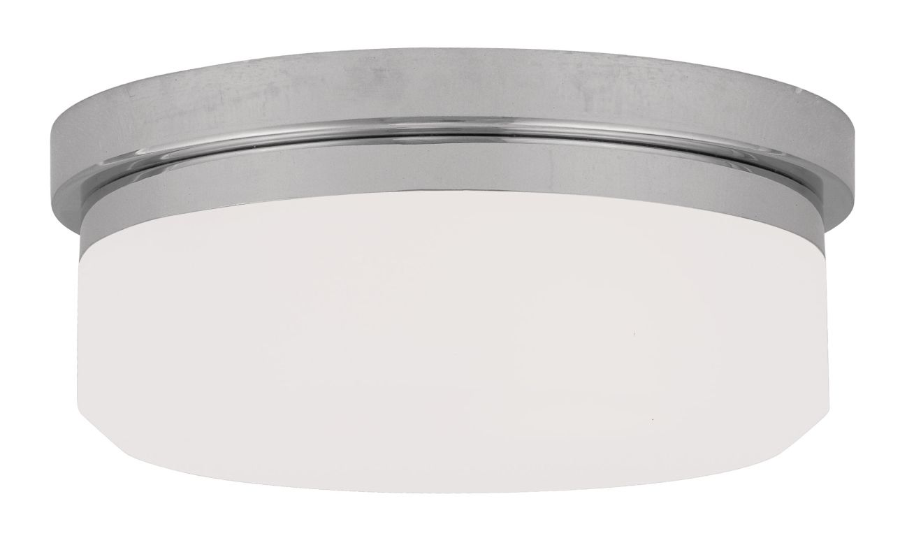 Livex Lighting 7390 8 Inch Wide Flush Mount Ceiling Fixture / Wall Sale $89.90 ITEM: bci2069727 ID#:7390-05 UPC: 847284029378 :