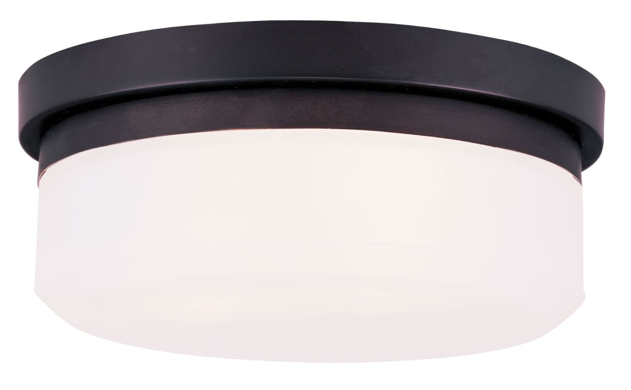 Livex Lighting 7390 8 Inch Wide Flush Mount Ceiling Fixture / Wall Sale $89.90 ITEM: bci2069728 ID#:7390-07 UPC: 847284029385 :