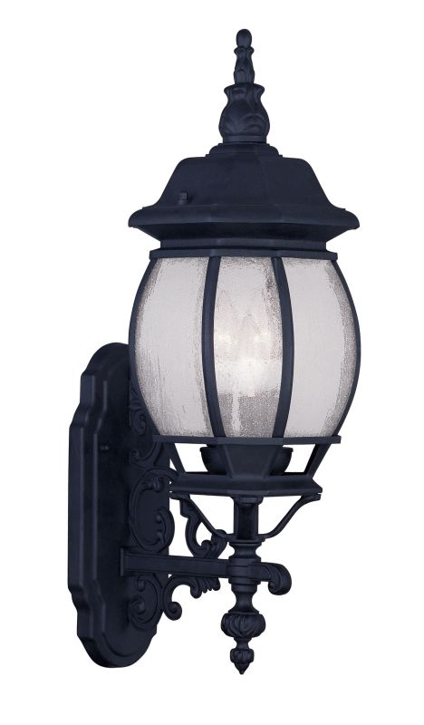 Livex Lighting 7902 Frontenac 23 Inch Tall Outdoor Wall Sconce with 3 Sale $69.98 ITEM: bci2069768 ID#:7902-04 UPC: 847284031876 :