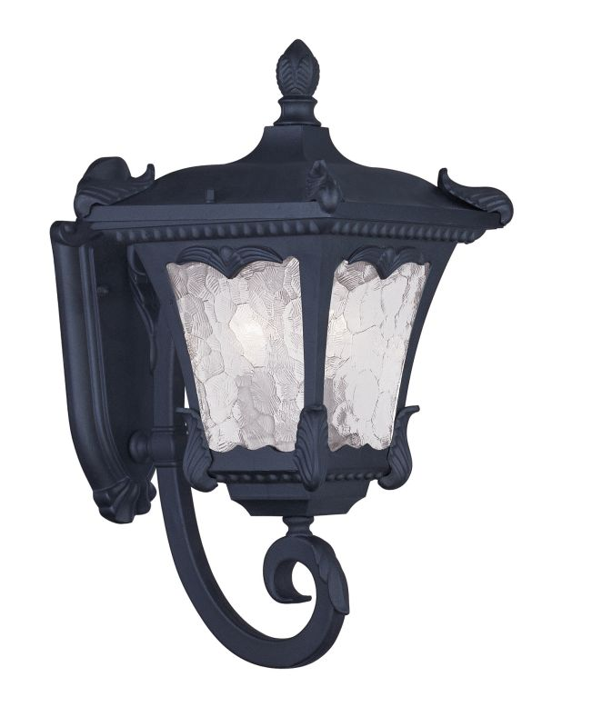 Livex Lighting 7982 Millstone 17.5 Inch Tall Bottom Mount Outdoor Wall