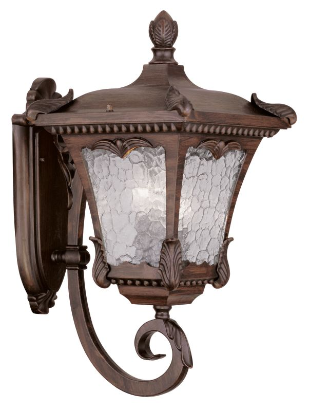 Livex Lighting 7986 Millstone 21 Inch Tall Outdoor Wall Sconce with 3
