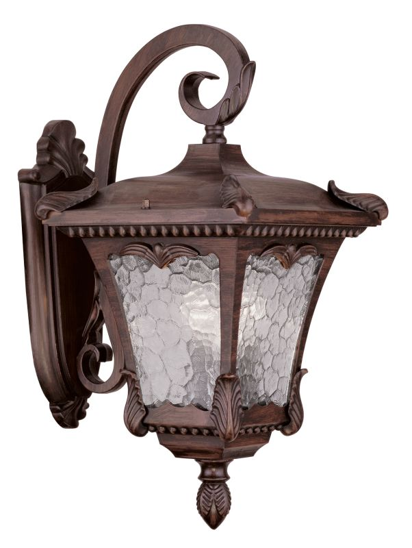 Livex Lighting 7987 Millstone 20.5 Inch Tall Outdoor Wall Sconce with