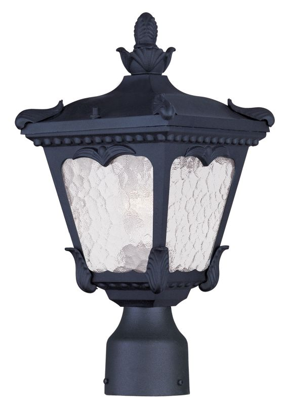 Livex Lighting 7991 Millstone 14.75 Inch Tall Post Light with 1 Light