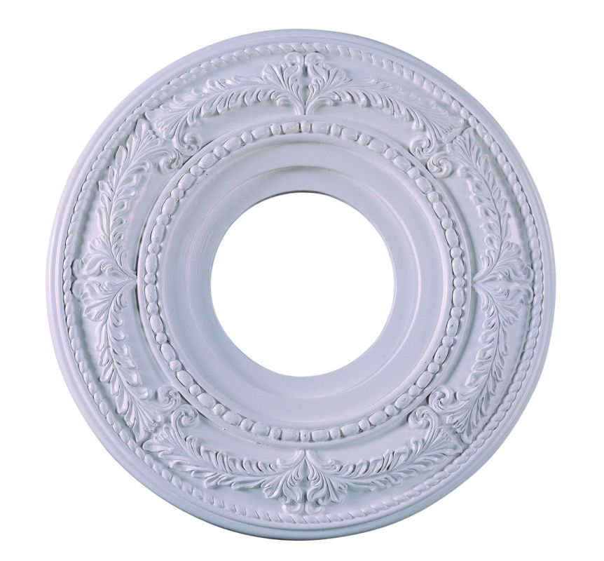 "Livex Lighting 8204 12"" Diameter Ceiling Medallion from the Ceiling"
