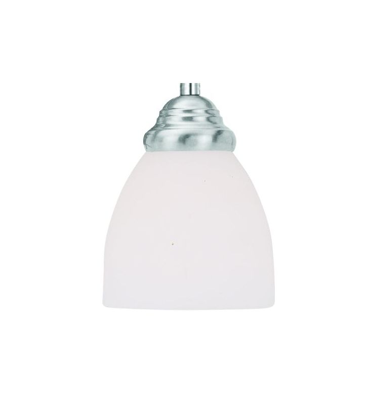 Livex Lighting GL1023 Glass Shade for 5612 Mini Pendants from the