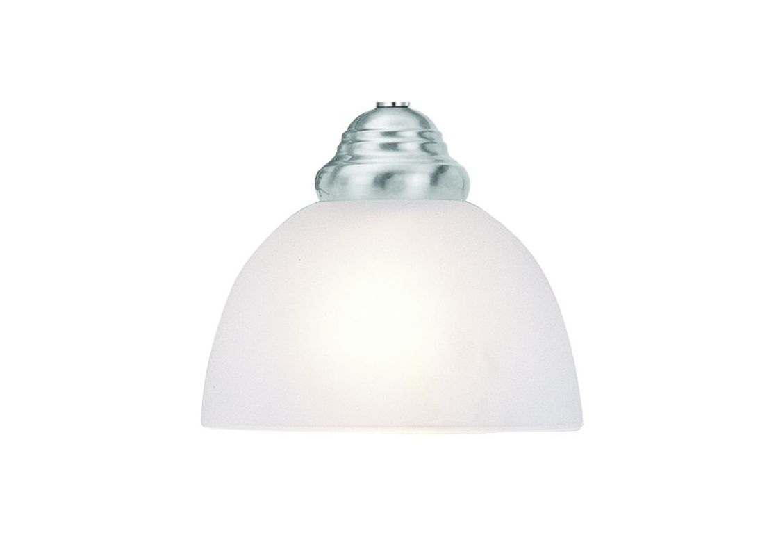 Livex Lighting GL4215 Satin Glass Shade for 5612 Mini Pendants from