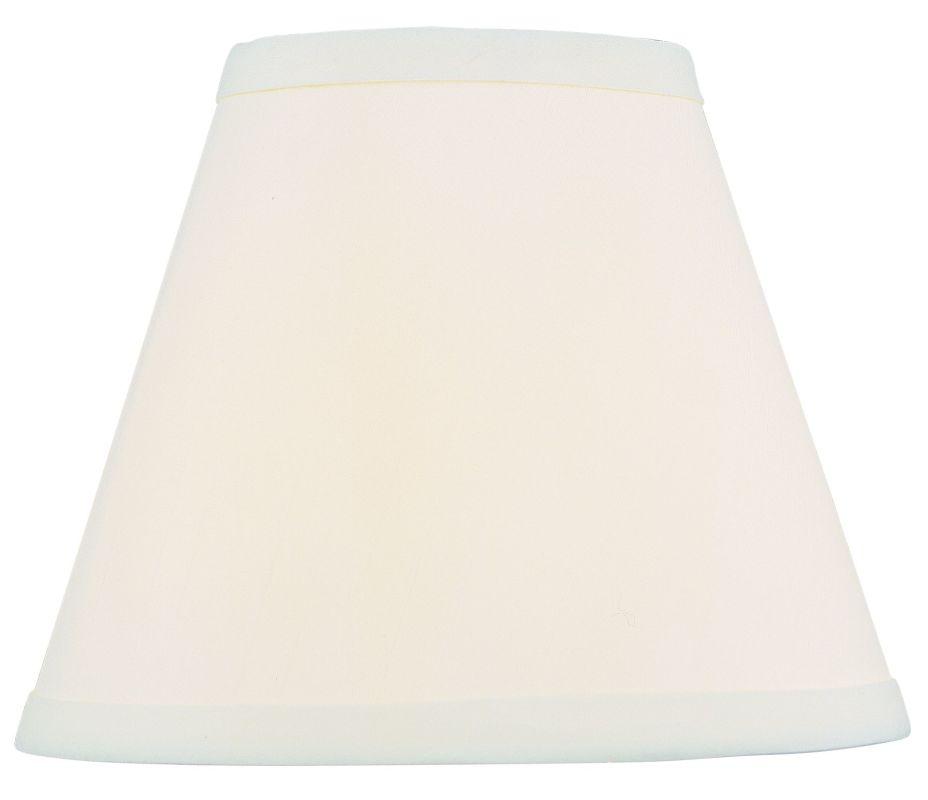 Livex Lighting S601 Off White Hardback Empire Shade from the Hardback