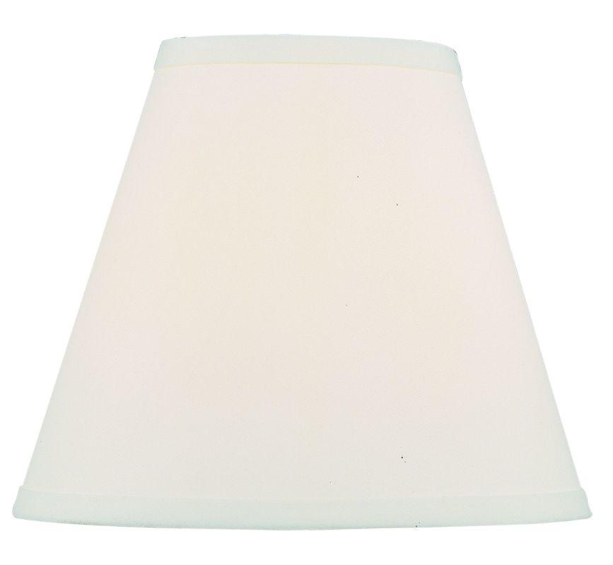 Livex Lighting S602 Off White Hardback Empire Shade from the Hardback