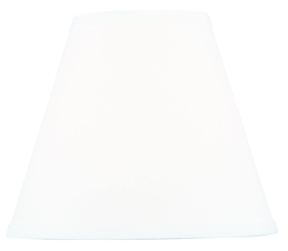 Livex Lighting S612 White Hardback Empire Shade from the Hardback Lamp Sale $33.90 ITEM: bci1791592 ID#:S612 :