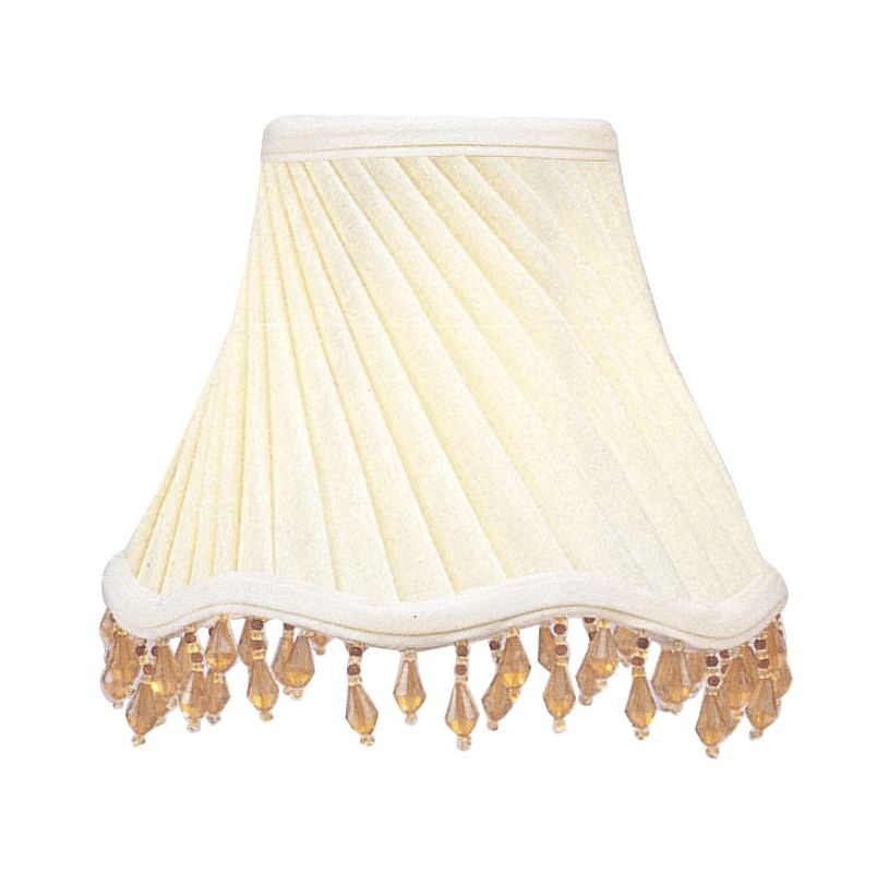 Livex Lighting S145 Chandelier Shade with Ivory Twist Scallop Bell Sale $19.90 ITEM: bci1035186 ID#:S145 :