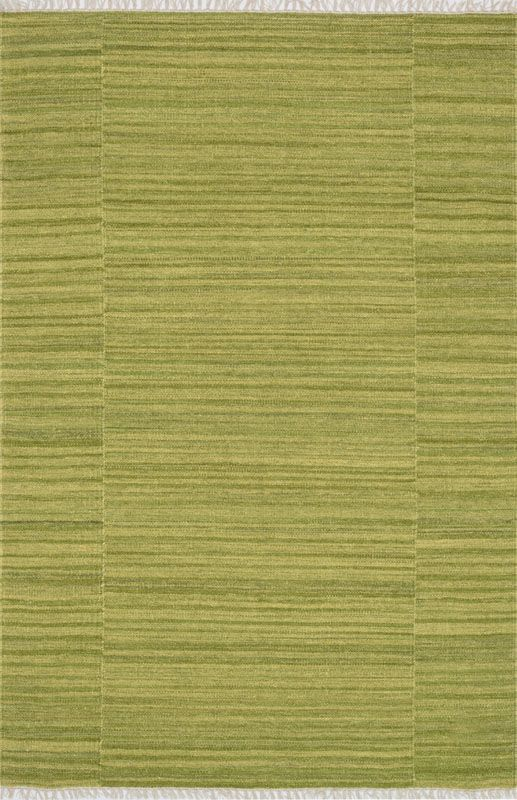 Loloi Rugs Anzio 01AG00 Flat Weave Wool Transitional Area Rug 5 x 8