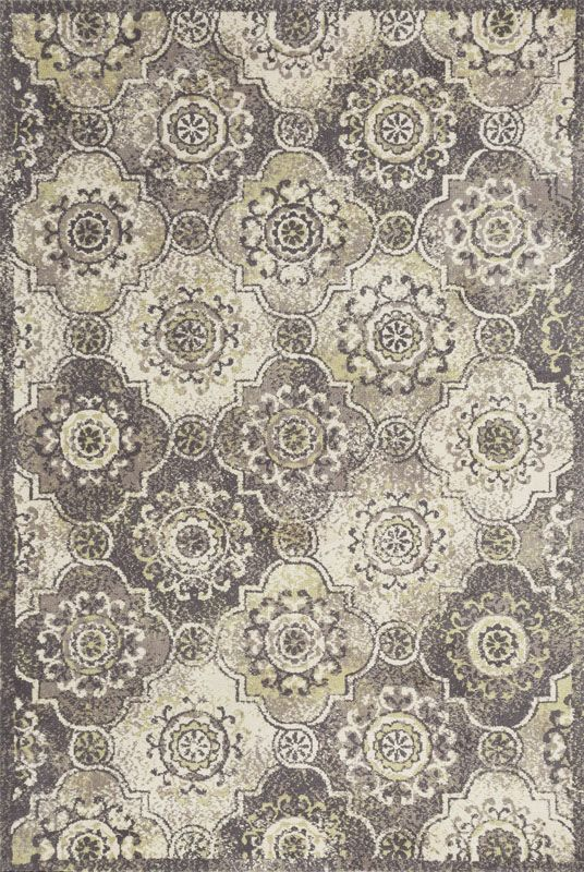 Loloi Rugs Avanti 08GYSG Power Loomed Polyester Transitional Area Rug Sale $329.00 ITEM: bci2787016 ID#:AVANAV-08GYSG5076 UPC: 885369164781 :
