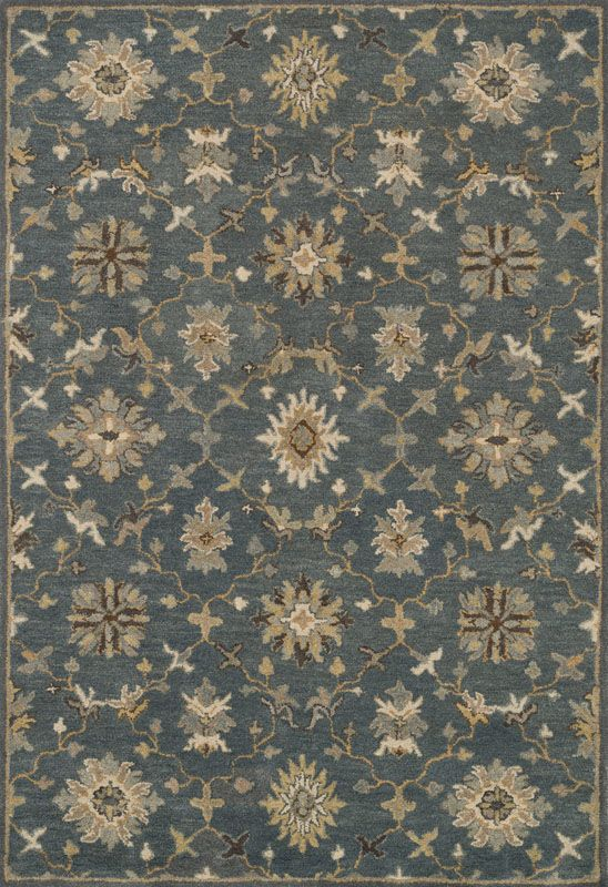 Loloi Rugs Fairfield 03GYSI Hand Tufted Wool Traditional Area Rug 9 x Sale $1109.00 ITEM: bci2788457 ID#:FAIRHFF03GYSI90C0 UPC: 885369271298 :