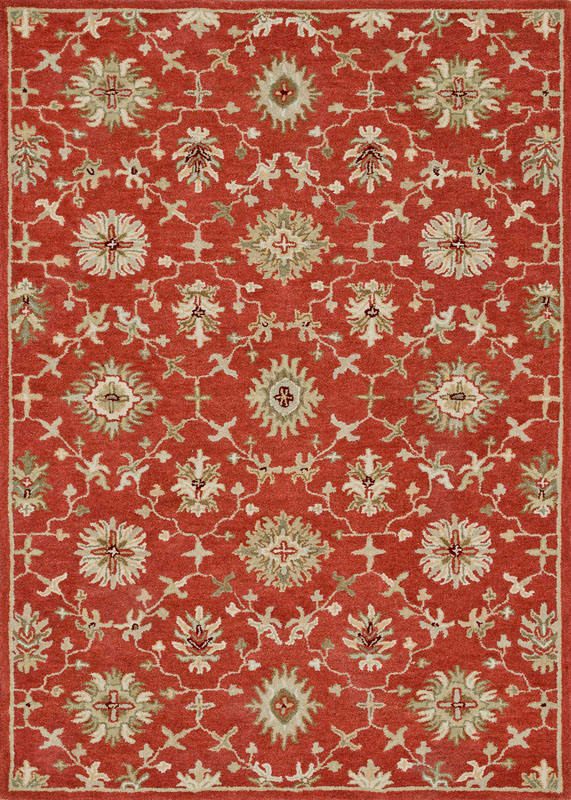 Loloi Rugs Fairfield 03PA00 Hand Tufted Wool Traditional Area Rug 9 x Sale $1109.00 ITEM: bci2788460 ID#:FAIRHFF03PA0090C0 UPC: 885369271281 :