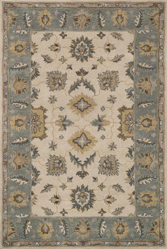 Loloi Rugs Fairfield 05BESL Hand Tufted Wool Traditional Area Rug 9 x Sale $1109.00 ITEM: bci2788472 ID#:FAIRHFF05BESL90C0 UPC: 885369271359 :