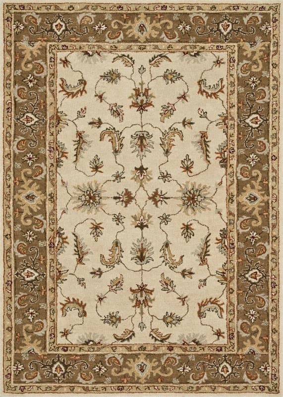 Loloi Rugs Fairfield 07IVBZ Hand Tufted Wool Traditional Area Rug 9 x Sale $1109.00 ITEM: bci2788484 ID#:FAIRHFF07IVBZ90C0 UPC: 885369271373 :