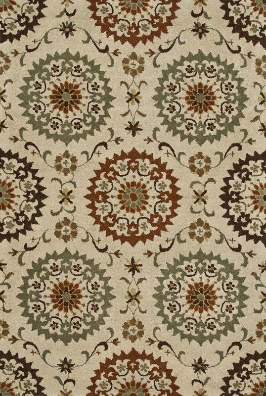 Loloi Rugs Fairfield 15IVSG Hand Tufted Wool Traditional Area Rug 9 x Sale $1109.00 ITEM: bci2788508 ID#:FAIRHFF15IVSG90C0 UPC: 885369271458 :