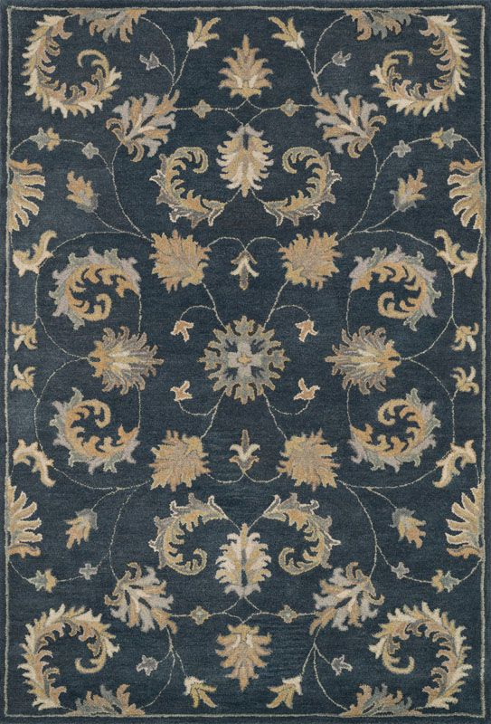 Loloi Rugs Fairfield 21IN00 Hand Tufted Wool Traditional Area Rug 9 x Sale $1109.00 ITEM: bci2788528 ID#:FAIRHFF21IN0090C0 UPC: 885369271526 :