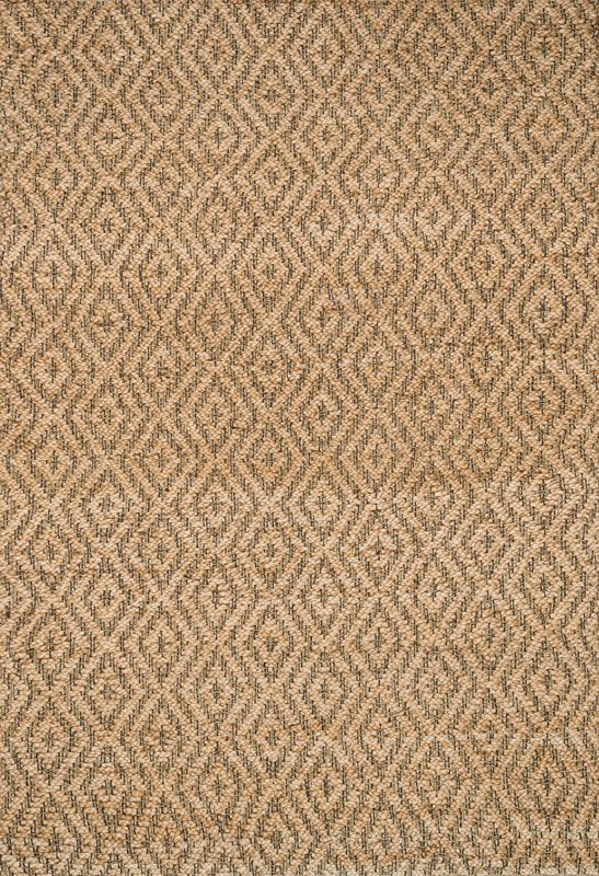 Loloi Rugs Istanbul 01NAGR Hand Made Jute Transitional Area Rug 2 1/2