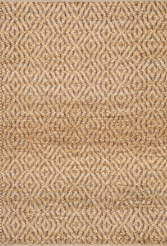Loloi Rugs Istanbul 01NARE Hand Made Jute Transitional Area Rug 4 x 6