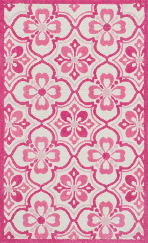 Loloi Rugs Zoey 01PI00 Kids Hand Made Polyester Transitional Area Rug