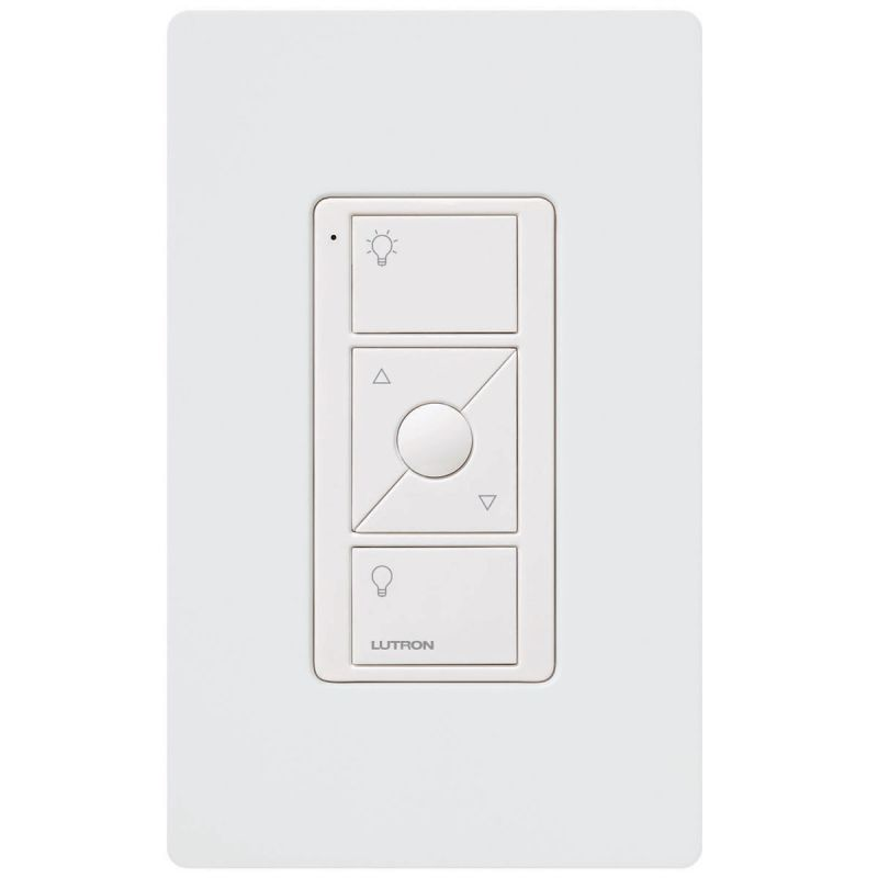 Lutron PJ2-WALL-WH-L01 Pico Remote Control Wall Mounting Kit for