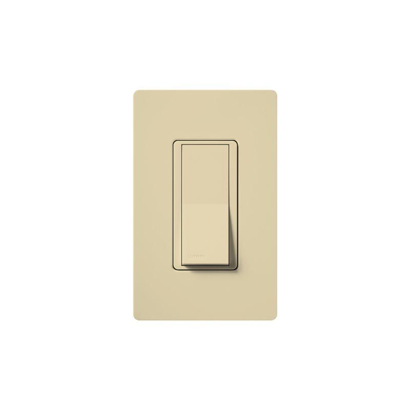 Lutron CA-3PSNL Claro 120 Volt 15 Ampere 3-Way Designer Switch with Sale $13.26 ITEM: bci1849716 ID#:CA-3PSNL-IV UPC: 27557292009 :