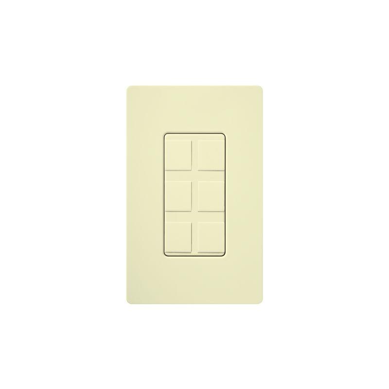 Lutron CA-6PF Claro Designer Six Port Blank Frame Almond Indoor Sale $17.51 ITEM: bci1849730 ID#:CA-6PF-AL UPC: 27557061872 :