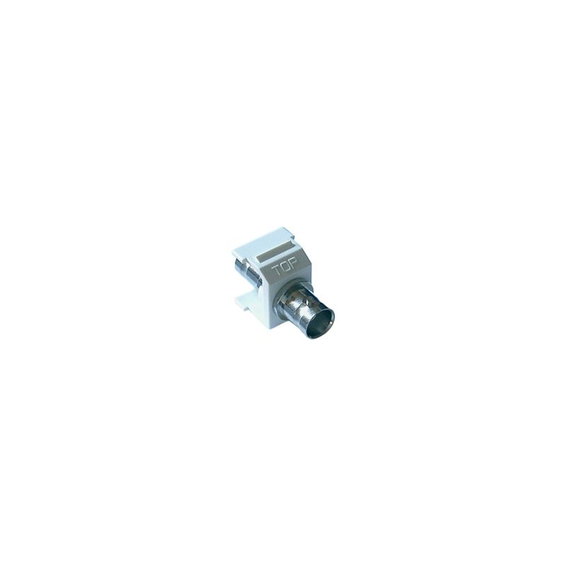Lutron CON-1B Architectural BNC Jack Connector for use with Six Port
