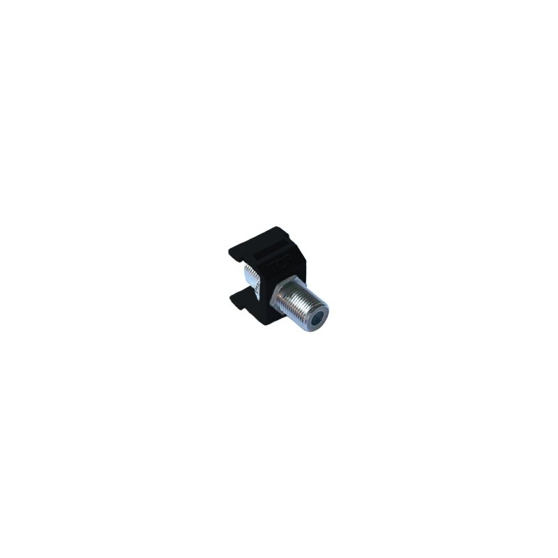 Lutron CON-1C Architectural F Style Cable Jack Connector for use with Sale $8.20 ITEM: bci1849865 ID#:CON-1C-BL UPC: 27557263337 :